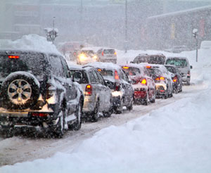 Car Safety and Blizzard Preparation - Transmission Repair - Auto Repair - AAMCO Minnesota