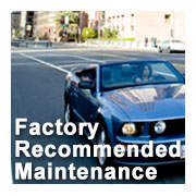 AAMCO Minnesota Factory Recommended Maintenance and Service