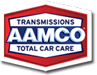 image of AAMCO logo that accompanies coupon for free fall safety inspection at participating AAMCO Minnesota locations.