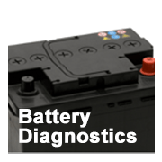 image with text - Car Battery Diagnostics