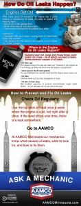 image-infographic - How Do Oil Leaks Happen