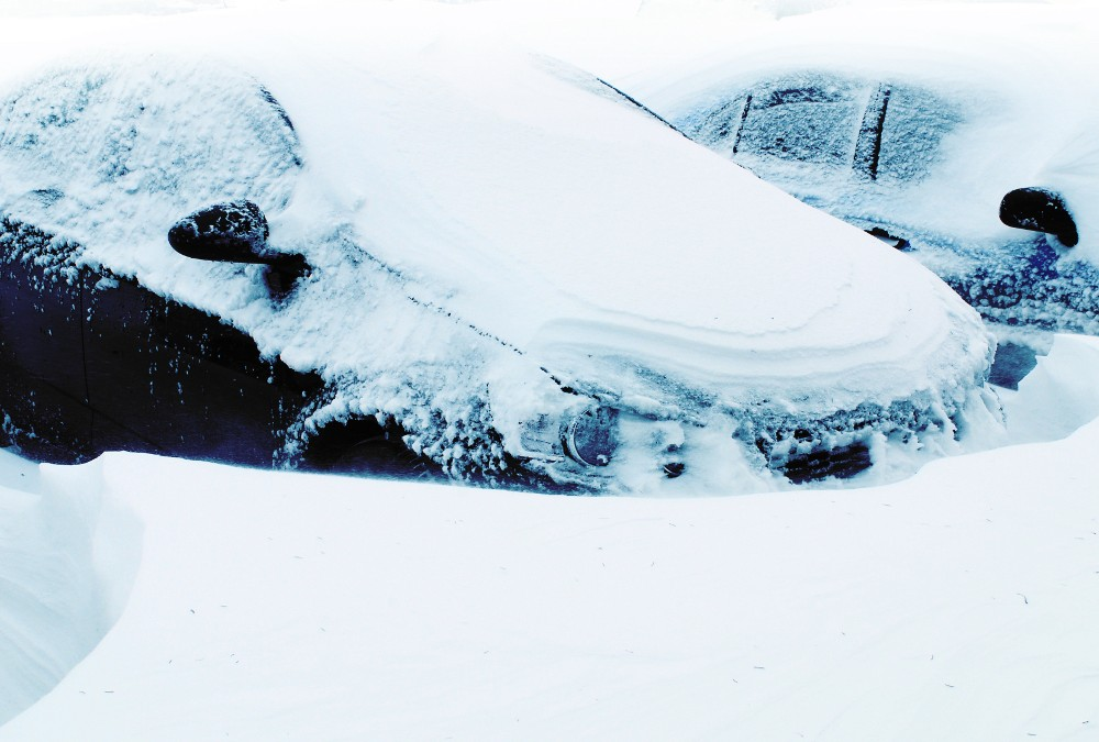 Car Stuck in the Snow? Tips on Getting Unstuck