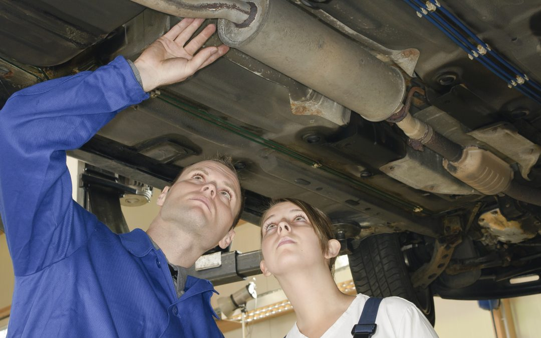 Signs of a Damaged Exhaust System