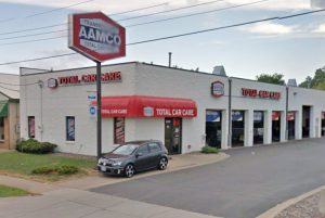 image of aamco minneapolis crystal exterior street view