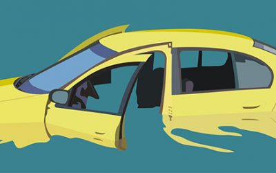 Beware of Flood-Damaged Cars