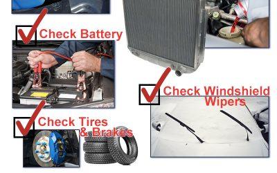 Winter Prep Checklist for Your Car