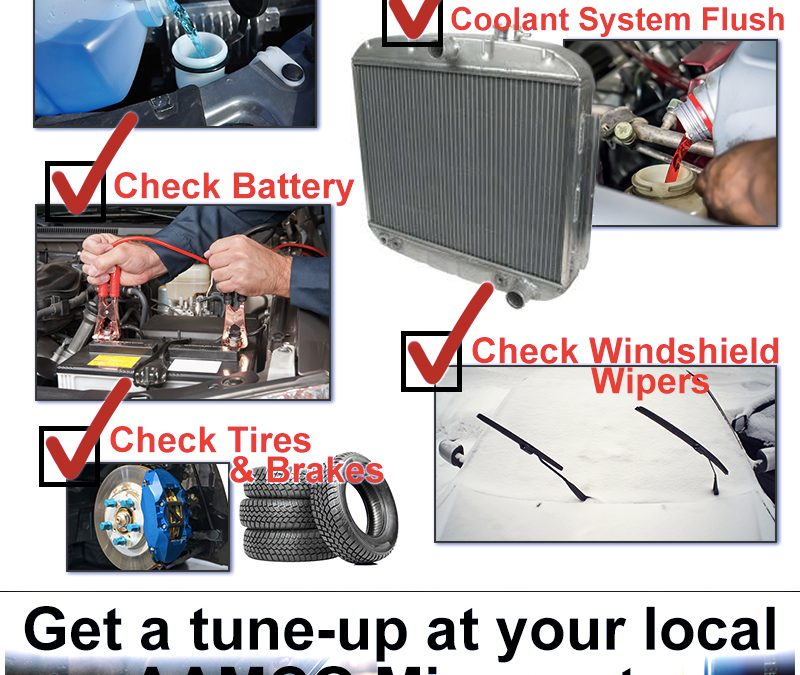 Winter Prep Checklist for Your Car